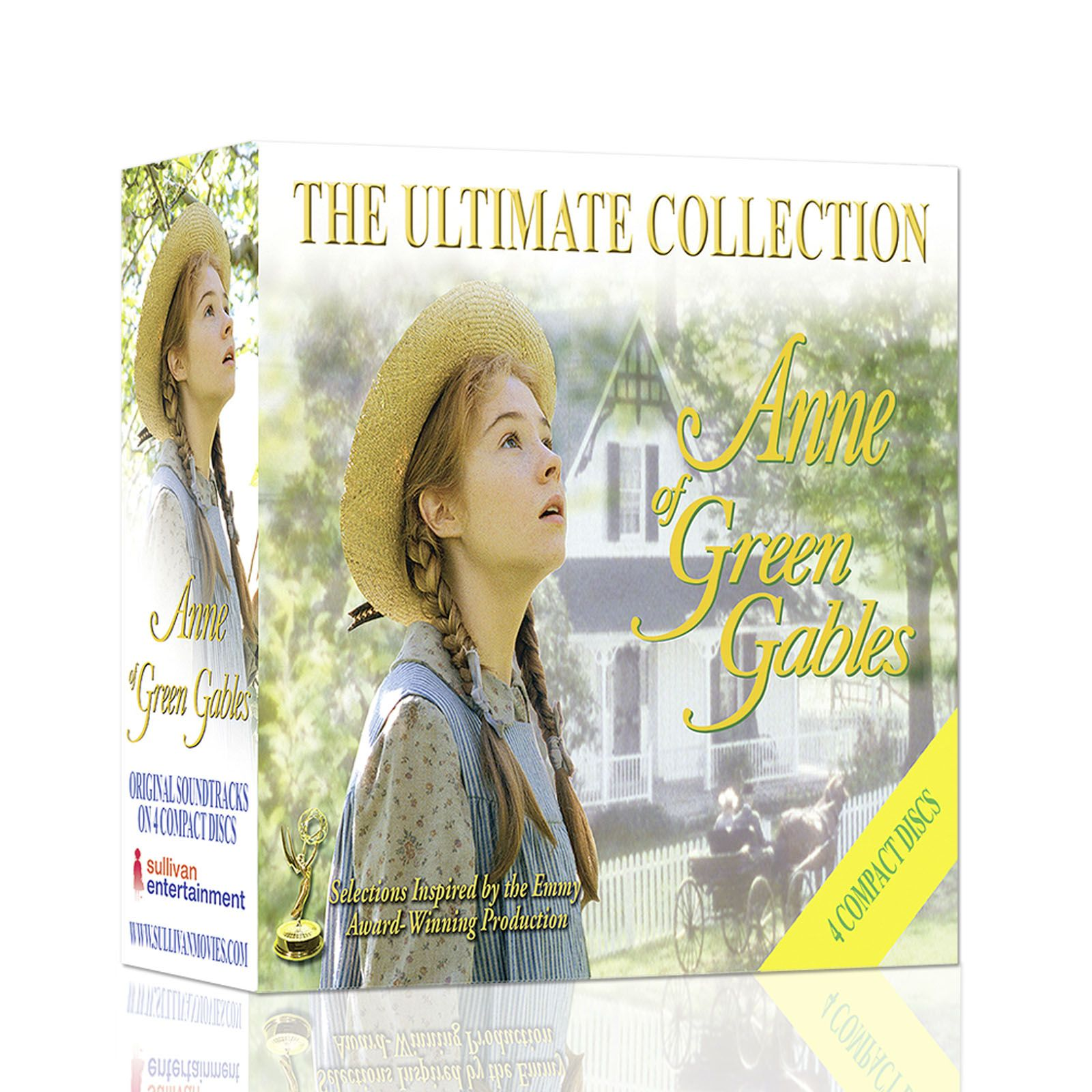 Anne Of Green Gables The Ultimate Soundtrack Collection