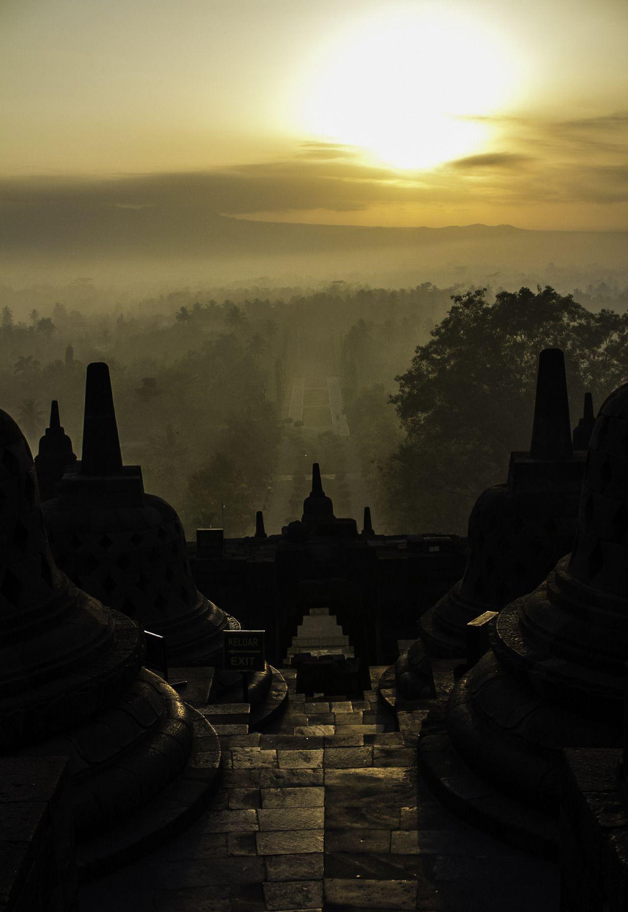 Borobudur Indonesia Borobudur, Classic architecture