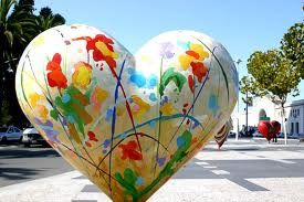 Colour the World with Love