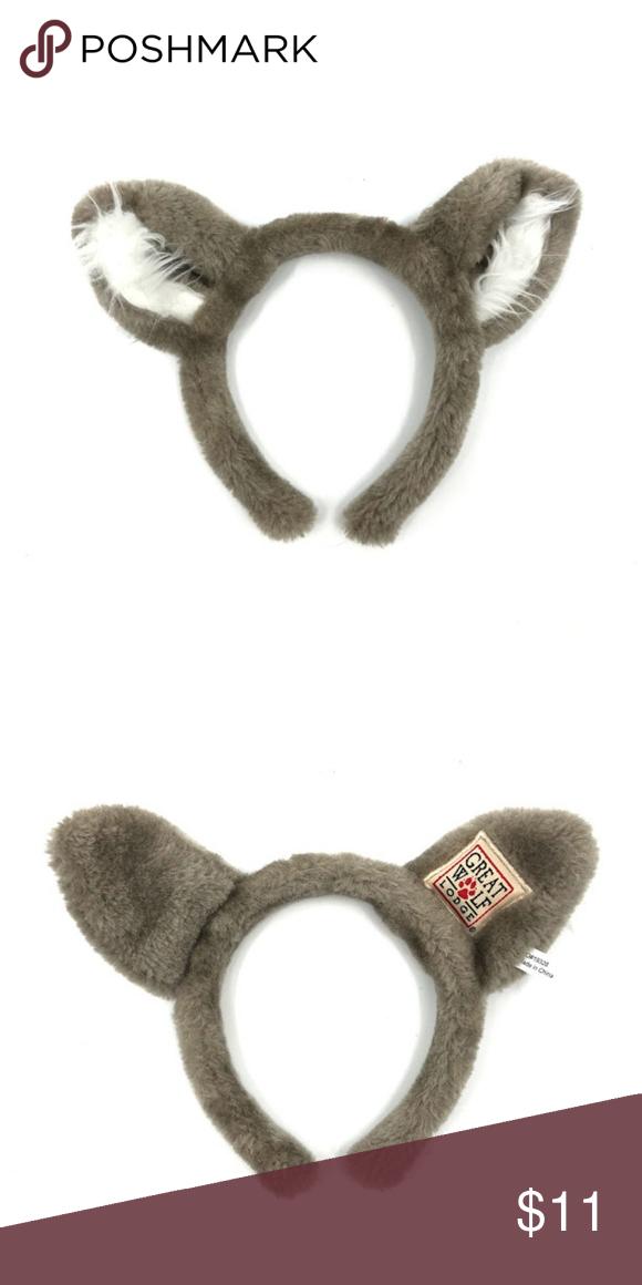 GREAT WOLF LODGE Head Band Wolf Ears