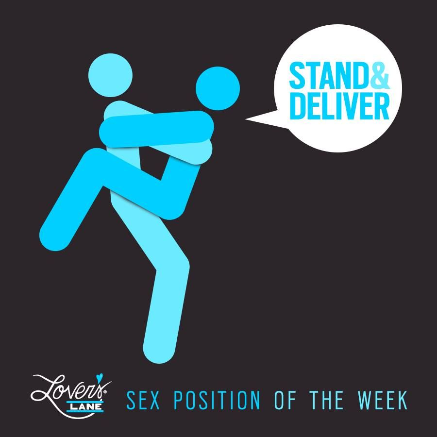Fitness best standing sex position