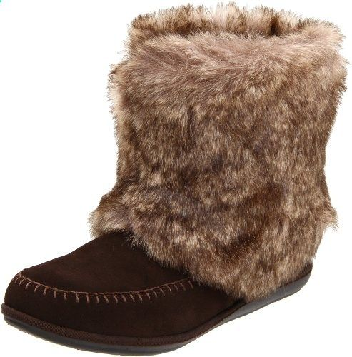 Daniel Green Women's Trista Slipper,Chocolate,8 W US. Check the website for