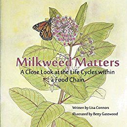 A Close Look at the Life Cycles within a Food Chain...Beginning with the life cycle of the milkweed plant, this book follows the other species intricately tied to it in a typical food chain starting with a milkweed plant in the US and ending with the owl and decomposers in Mexico...