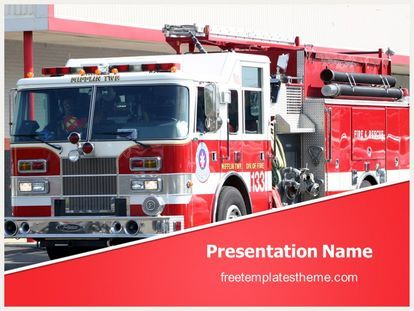 Get this free fire truck powerpoint template with different get this free fire truck powerpoint template with different slides for toneelgroepblik Image collections