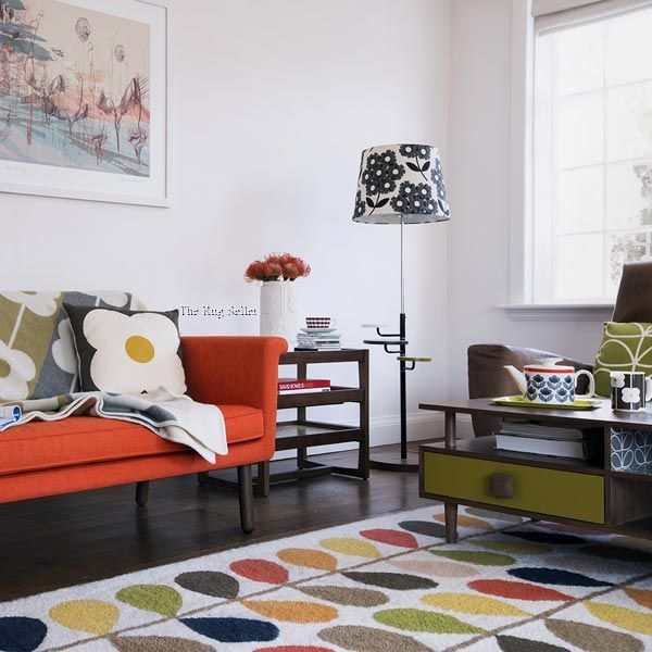 Orla Kiely Multi Stem Rugs