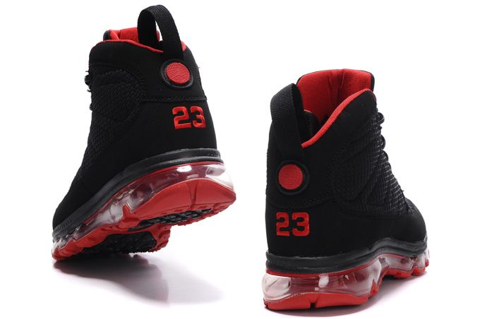 the best attitude 67629 69cb8 Air Jordan 9 Max Black Red Shoes - Click Image to Close ...