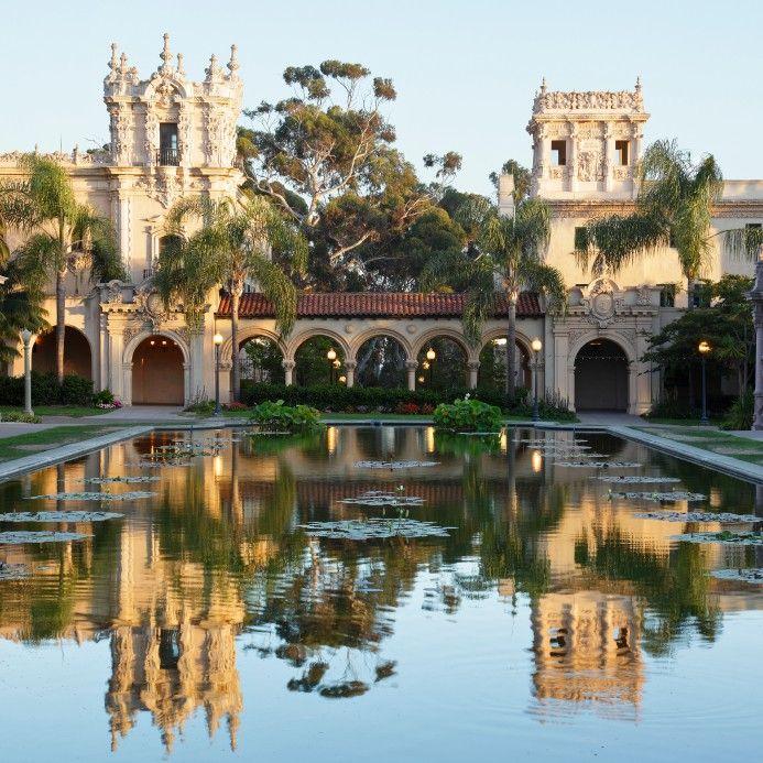 San Diego House Rentals On The Beach: Balboa Park In San Diego