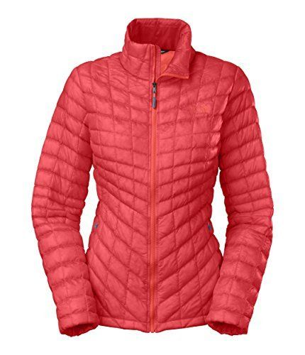 Face Thermoball North Melon Size The Red Womens Jacket TkXuPOZi