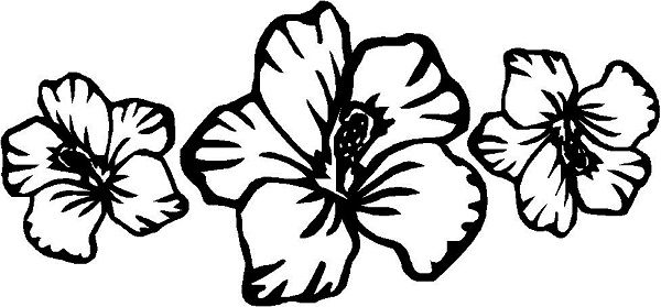 Printable Hibiscus Flower Coloring Pages New Coloring Pages Flower Coloring Pages Printable Flower Coloring Pages Coloring Pages