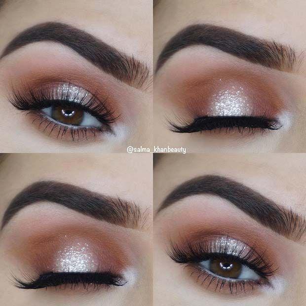 23 impresionantes ideas de maquillaje para usar tu belleza …