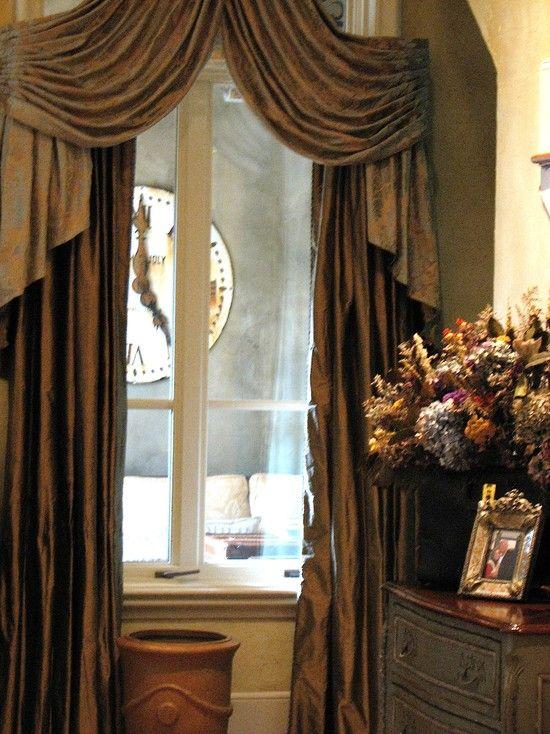 formal drapery design pictures remodel decor and ideas rh pinterest com