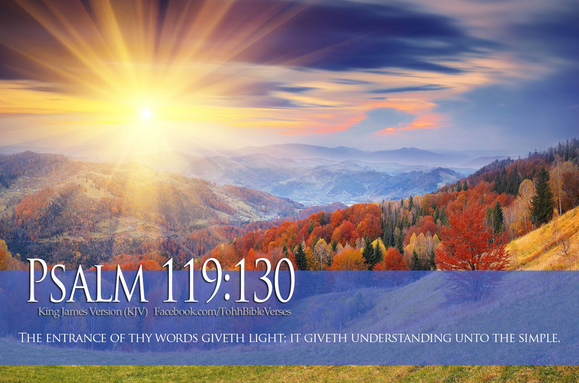 god is love bible verse bible verses psalm 119130 sun rays mountains hd