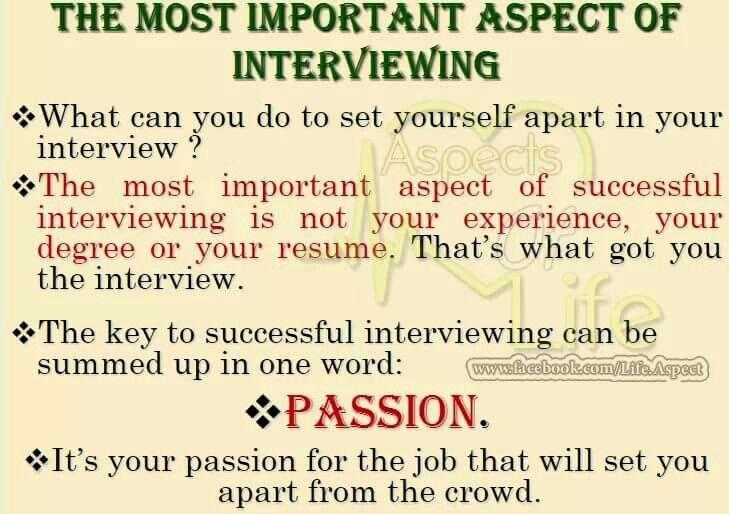 Best Advice! Success Pinterest Job interview preparation, Job