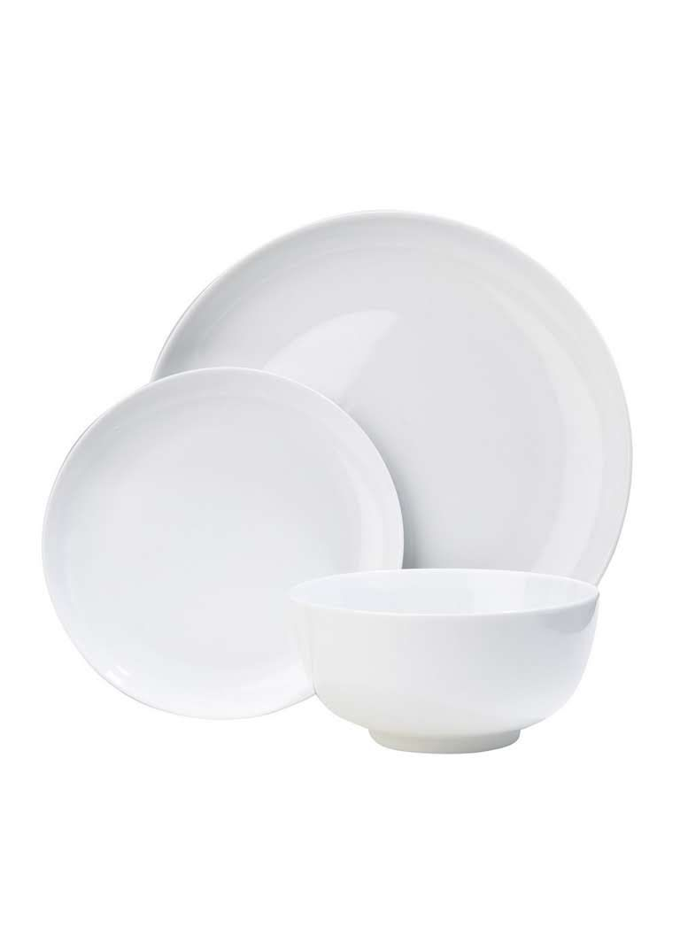 Chicago 12 Piece Dinner Set View 1  sc 1 st  Pinterest & Chicago 12 Piece Dinner Set u2013 Matalan | Dinner sets Chicago and ...