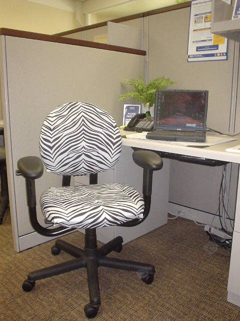 Personalize You Chair With Stretchable Seat Covers For Your Computer Chair