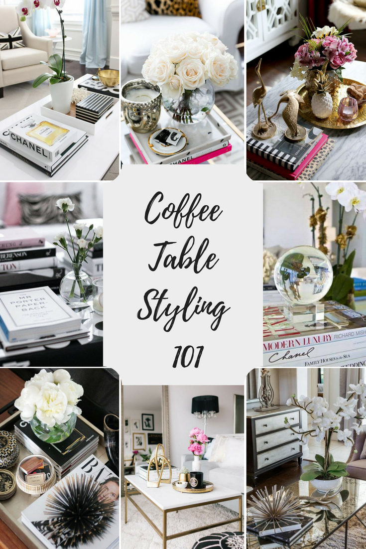 Coffee Table Styling 101: 6 Easy Steps to Coffee Table youll Love