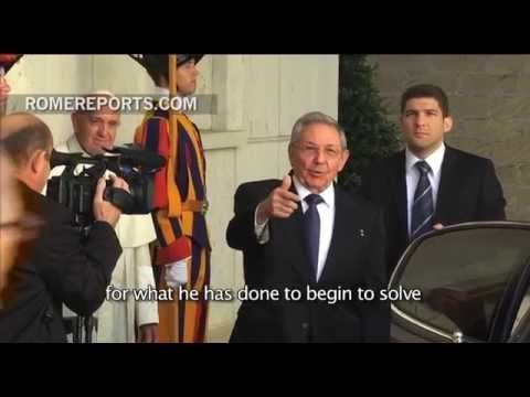 Rome Reports | Cuban leader, Raúl Castro asks Pope to pray for him - YouTube #cubanleader Rome Reports | Cuban leader, Raúl Castro asks Pope to pray for him - YouTube #cubanleader Rome Reports | Cuban leader, Raúl Castro asks Pope to pray for him - YouTube #cubanleader Rome Reports | Cuban leader, Raúl Castro asks Pope to pray for him - YouTube #cubanleader Rome Reports | Cuban leader, Raúl Castro asks Pope to pray for him - YouTube #cubanleader Rome Reports | Cuban leader, Raúl Castro ask #cubanleader