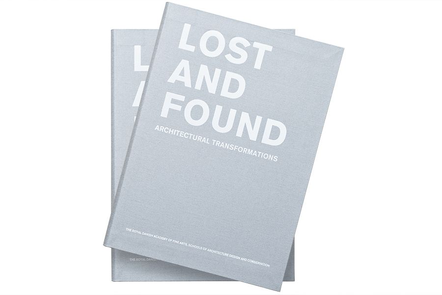 Lost and Found - 'The voyage of discovery consists not in seeking new landscapes, but in having new eyes.' Marcel Proust