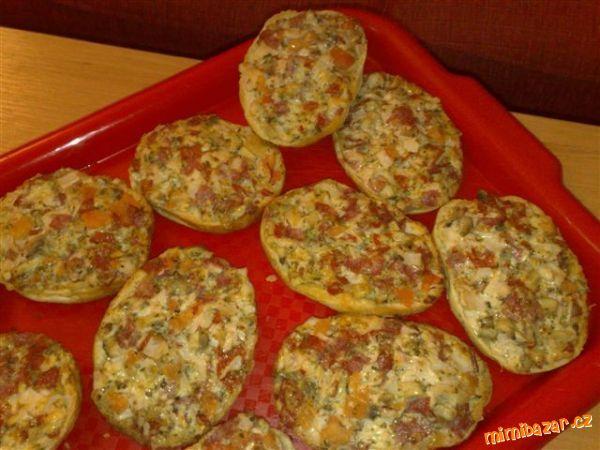 Pizza housky.....ty nejlepší jaké jsem kdy jedla