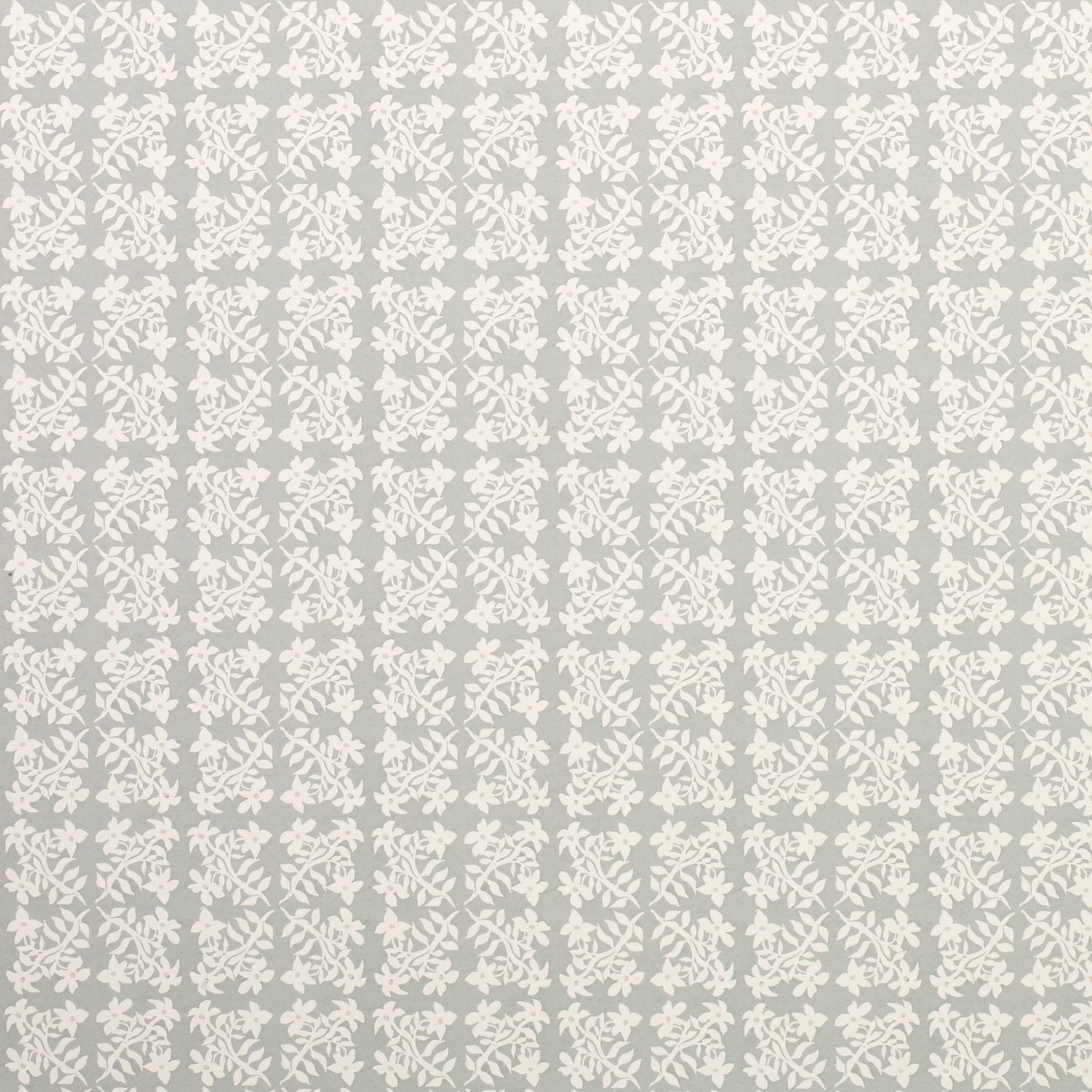 FREE DELIVERY * Laura Ashley Greenwich Steel Wallpaper