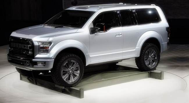 Ford Bronco 2018 Specs Release Date Price Ford Bronco Ford Trucks Ford Suv