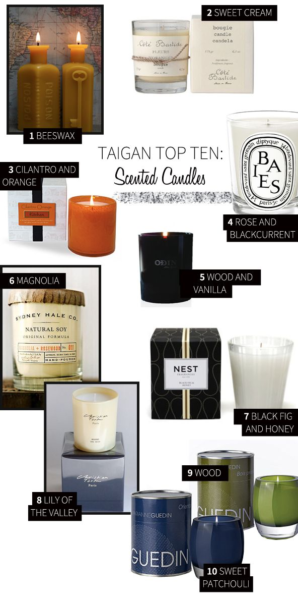 46 Best Scented Plants Their Varieties In Gardening Zone: Best Scented Candles