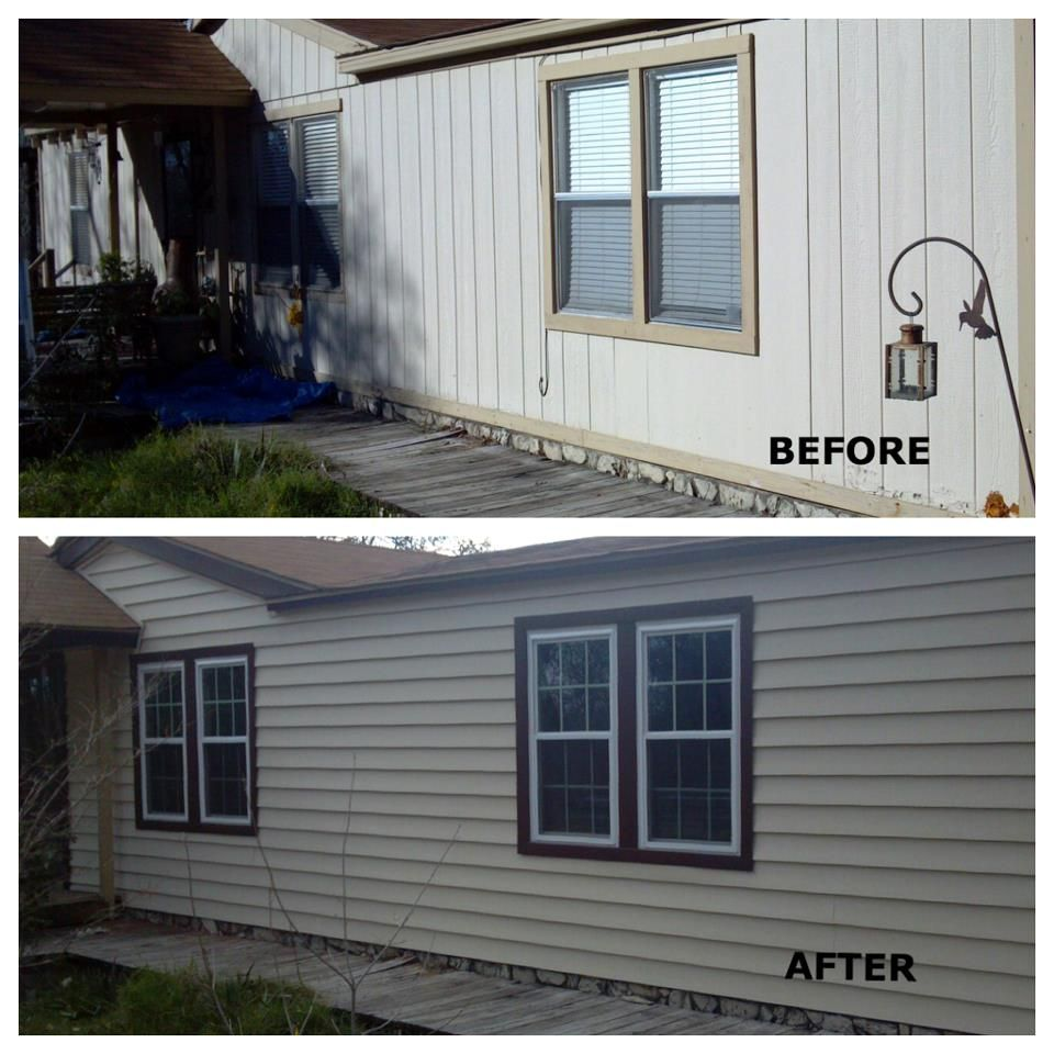 window world san antonio another dramatic before and after from window world tx this is prodigy siding job with new windows as well the san antonio store just finished