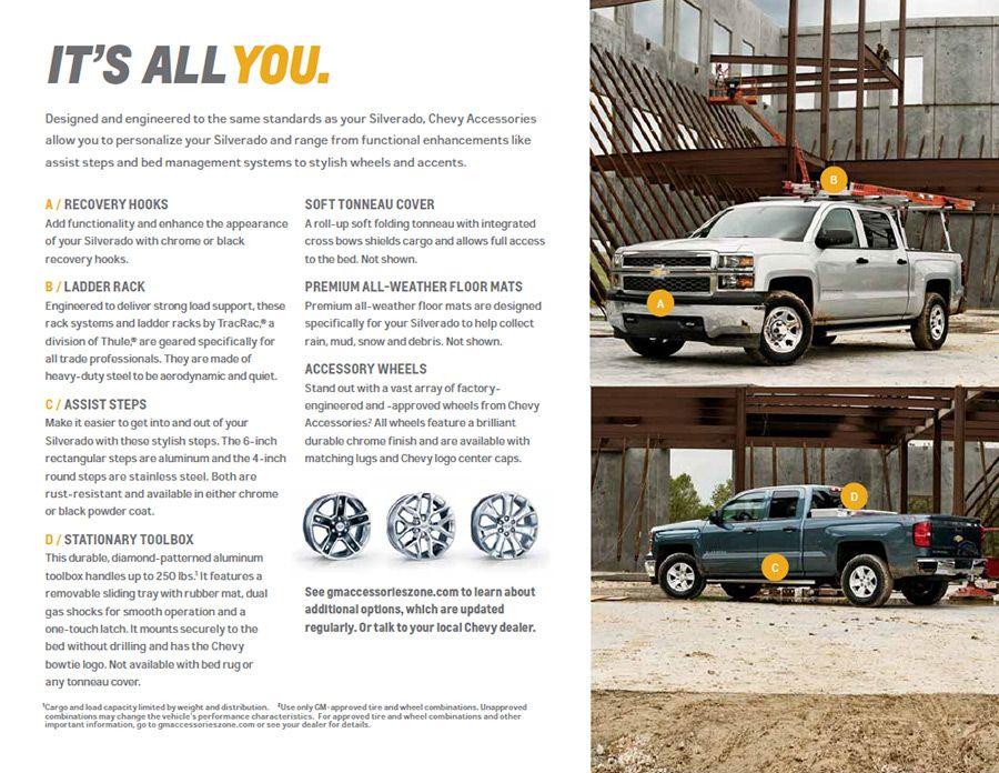 Chevrolet Silverado Brochure Shoot At The Galaxy Fbo Chevy Accessories Galaxy Tonneau Cover