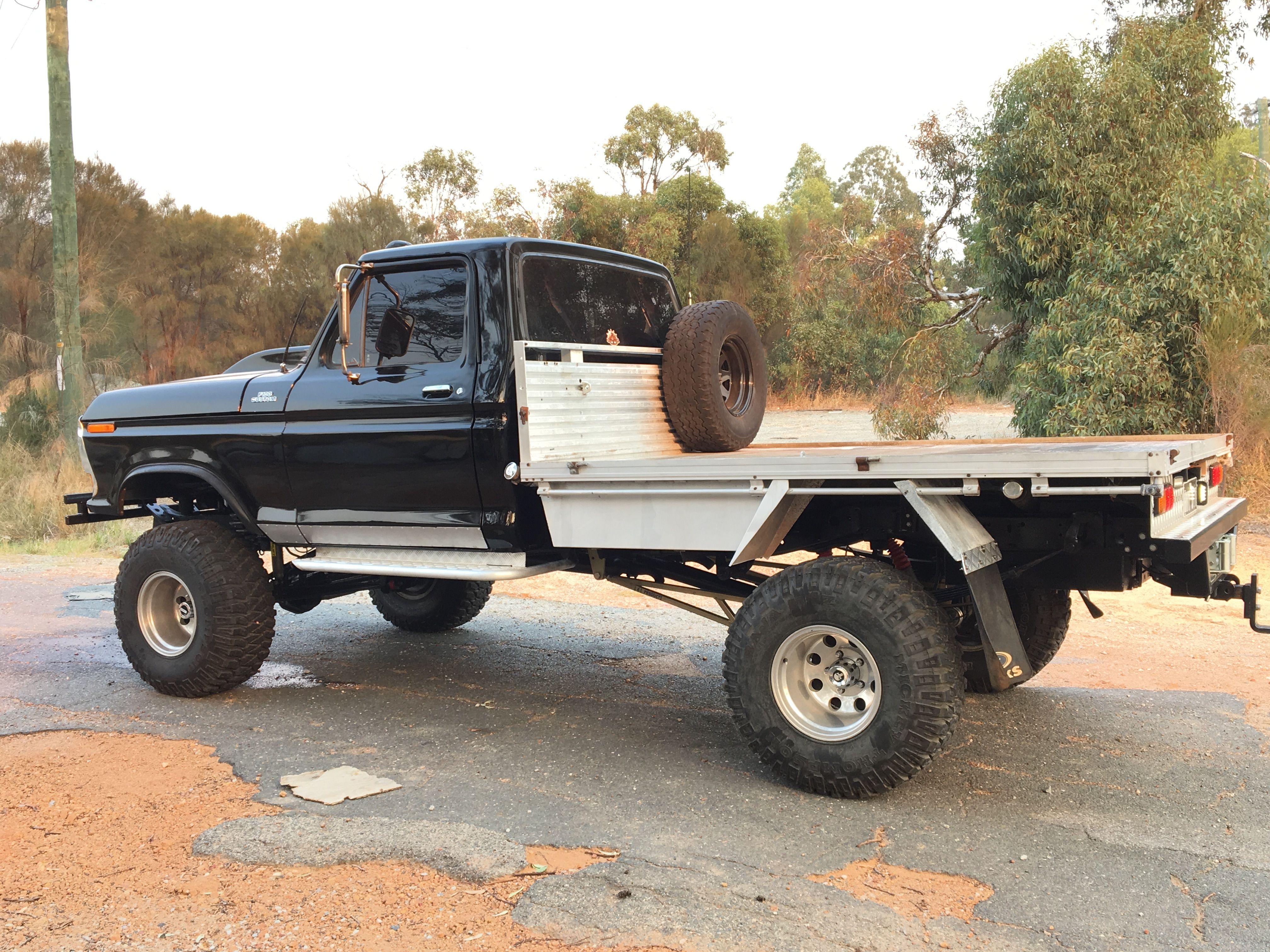 79 F100 Australia Ford Trucks Trucks Monster Trucks