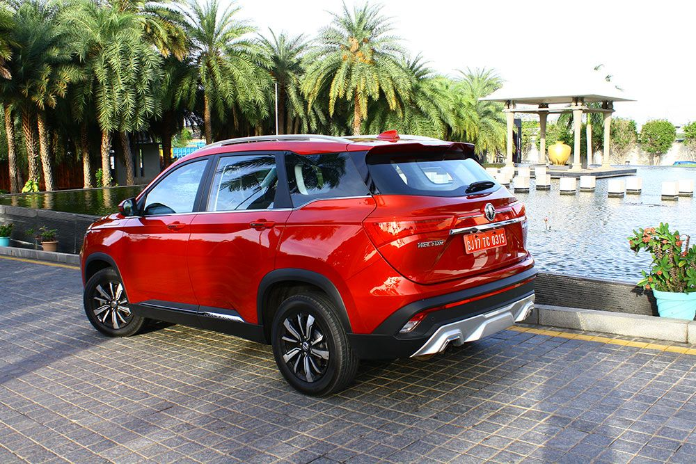 Mg Hector Review Petrol Hybrid And Diesel With Images Hector
