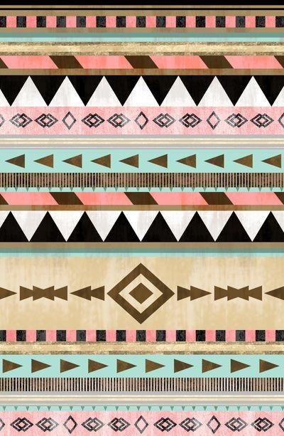 Going Tribal With Mayuri Gambar Geometris Geometri Wallpaper Ponsel