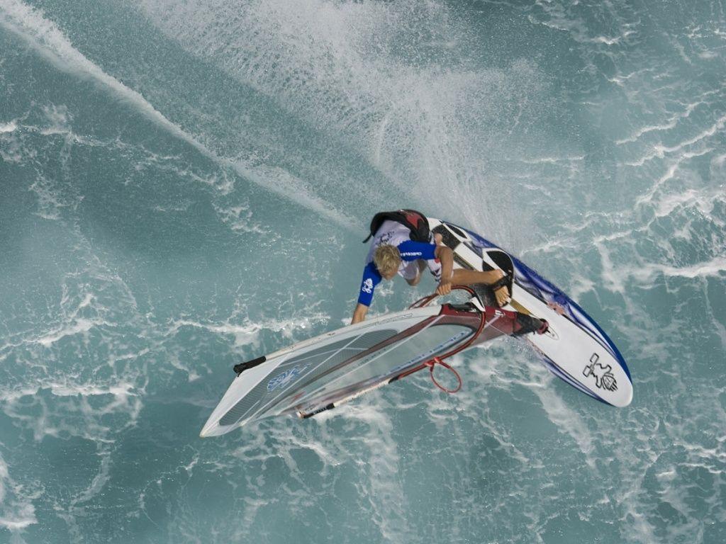 fond d'ecran gratuit windsurf