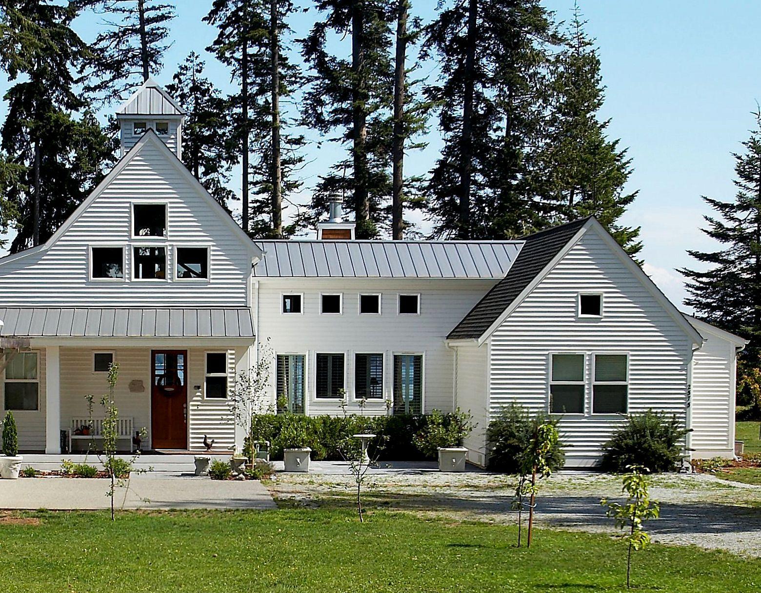 Portfolio Designs Northwest Architects Single Story Farmhouse - Northwest home designs