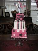 My mom's 50th birthday cake