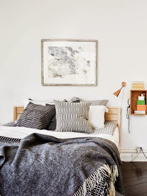 Chambre Tout En Blanc 19 Idees De Decor Blanc Cette Piece Deco