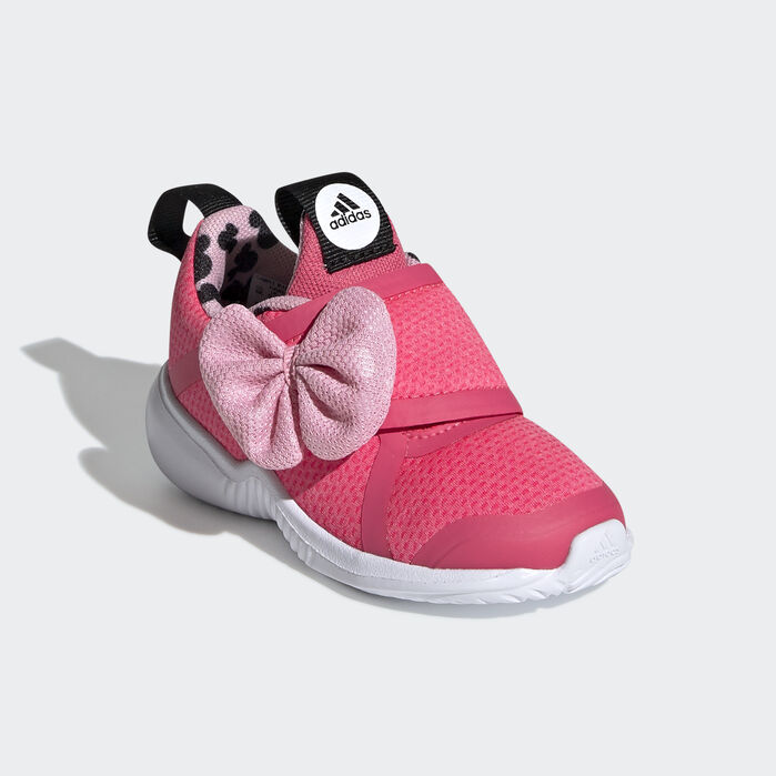 FortaRun X Minnie Mouse Shoes Real Pink Kids in 2020 | Kid