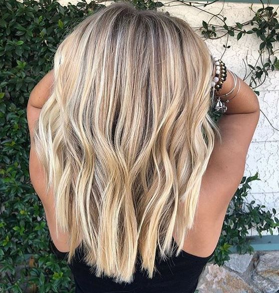 Color Trendy Hair Color Balayage Golden Blonde Hair Contouring Hair Styles Cool Hair Color