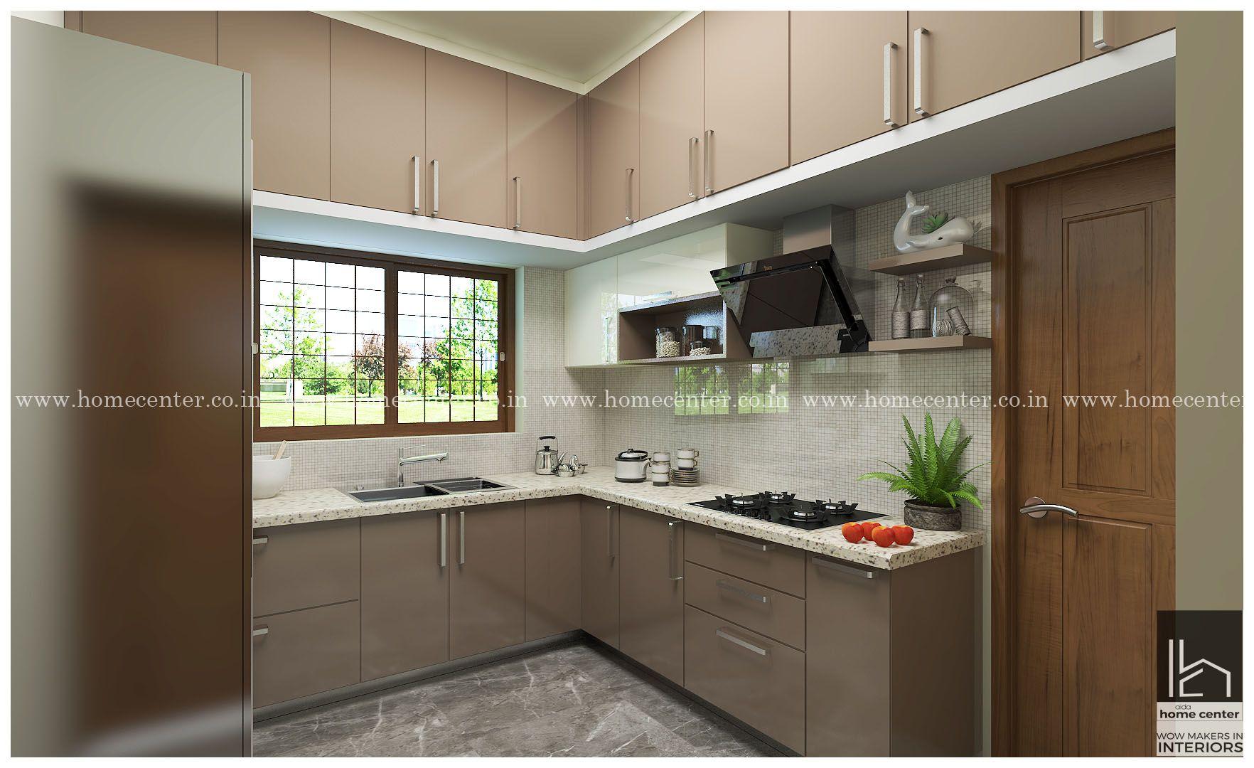 Modular Kitchen designers in kerala Home center