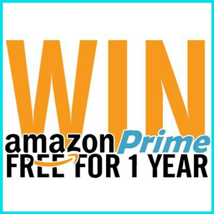 You Can Win One Year Of Amazon Prime Enter Now Http Bestgiftsdaily Com Win One Year Of Amazon Prime