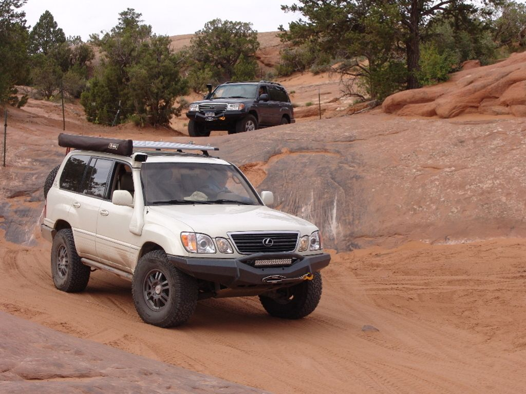 Slee Off Road Trails Pictures Toyota Land Cruiser 100 Land Cruiser Overland Vehicles