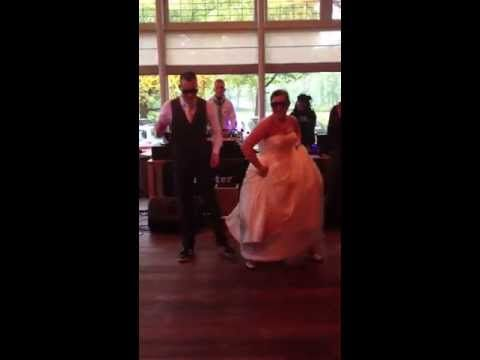 Our #funny but #beautiful weddingdance #first dance. Nobody expected this to happen.. It was so much fun to prepare this dance and even more fun to do this dance on our wedding party!  Openingsdans huwelijk Louis & Monica Meijer - 17 mei 2013 - YouTube