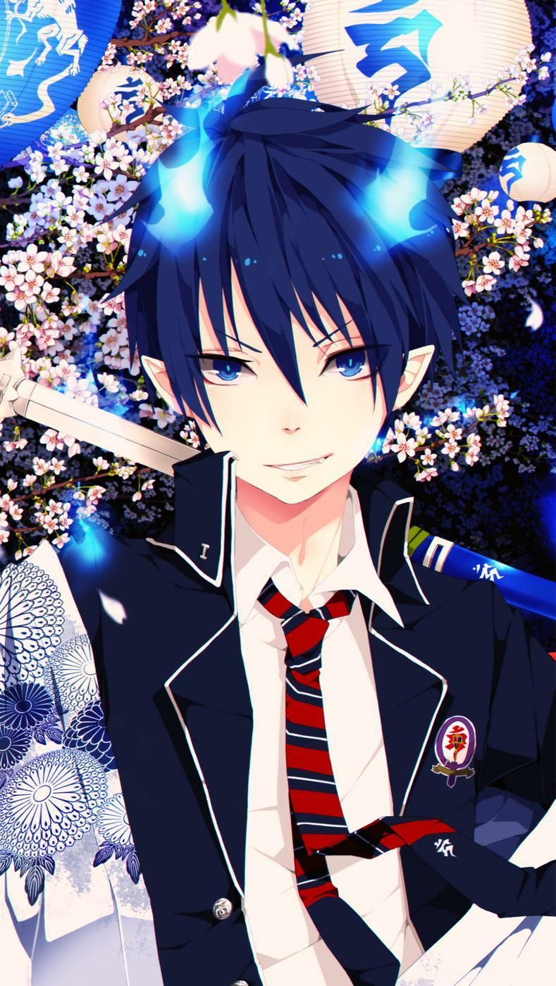 Rin Dessin Manga Pinterest Blue