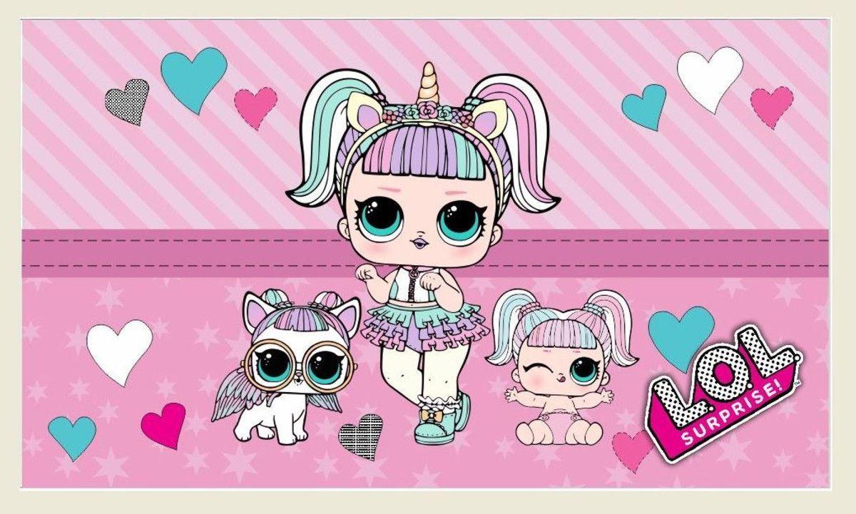 Surprise League Of Legends Doll Backgrounds Unicorn Wallpaper Cute Lol Dolls