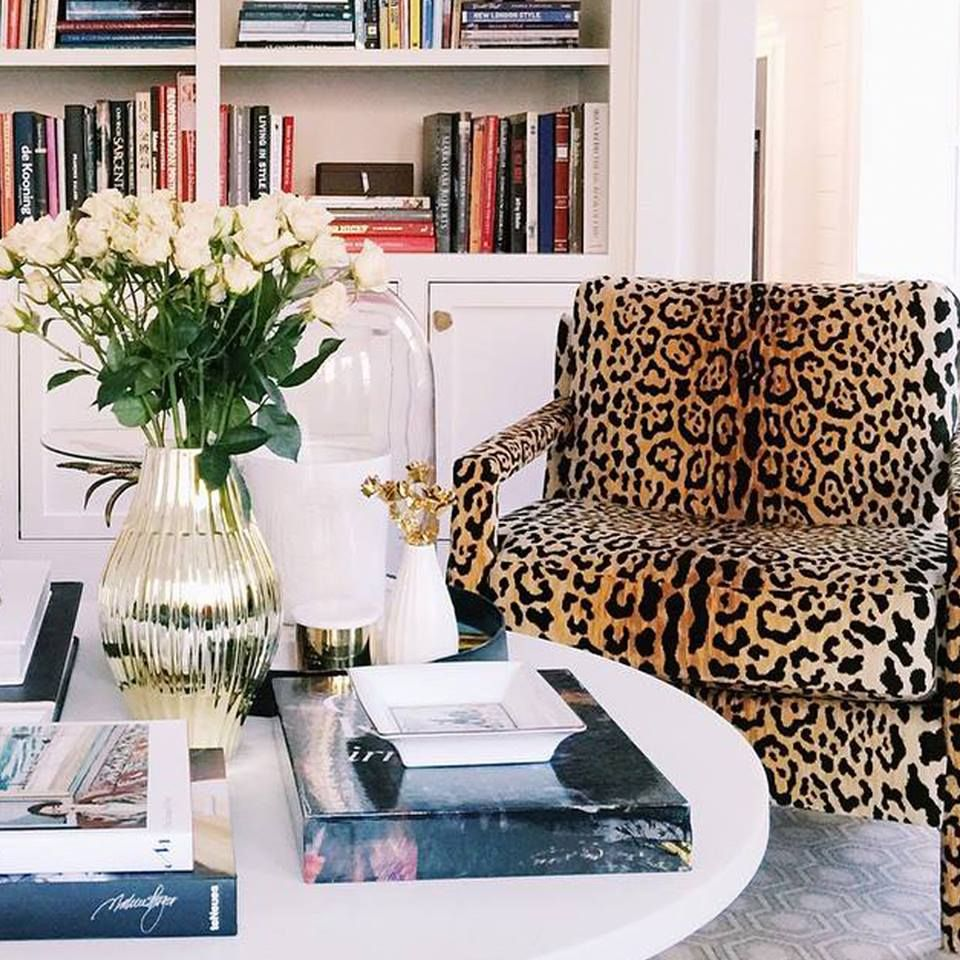 Hello kitty dining room   Leopard and Animal accents  Pinterest  Leopards Living rooms