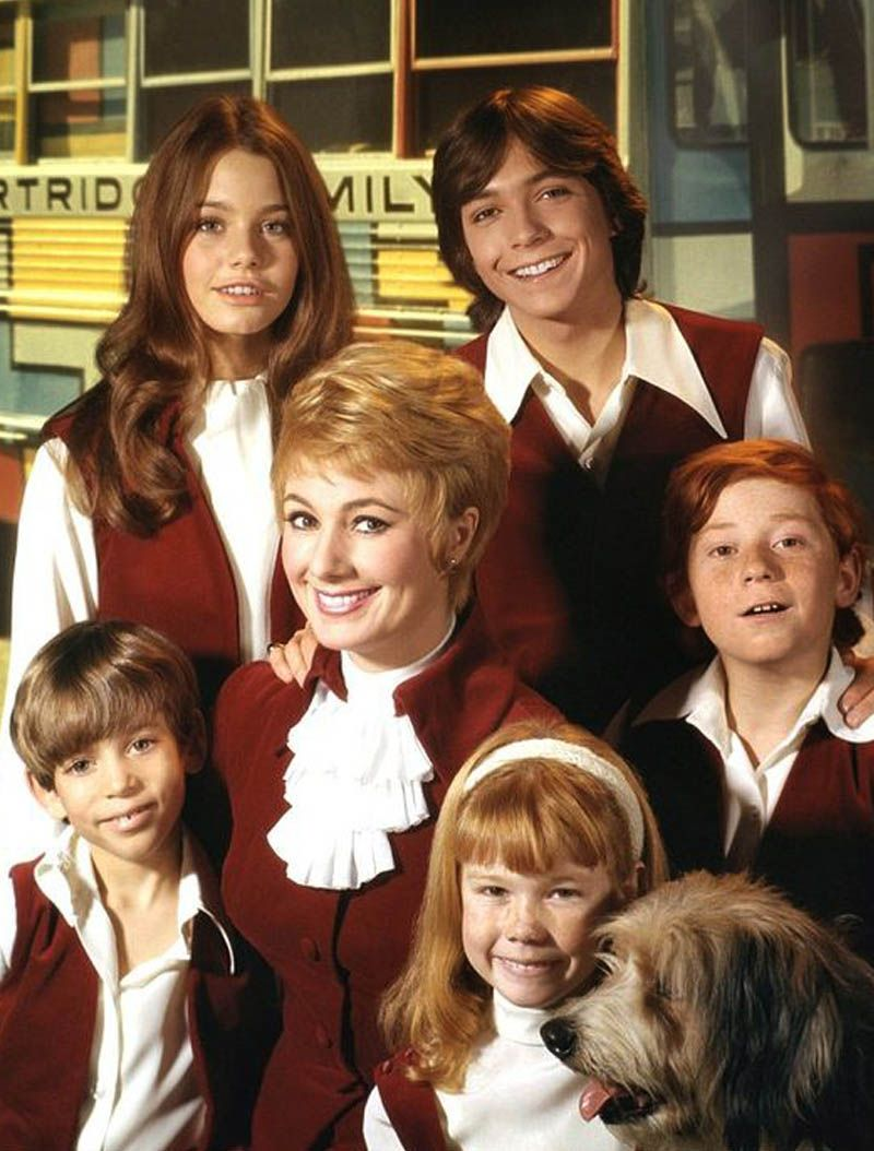 Partridge Family and bus. (With images) Partridge family