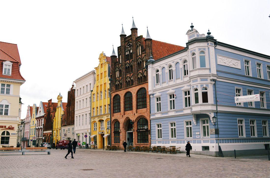 Stralsund – Kleinod der Backsteingotik