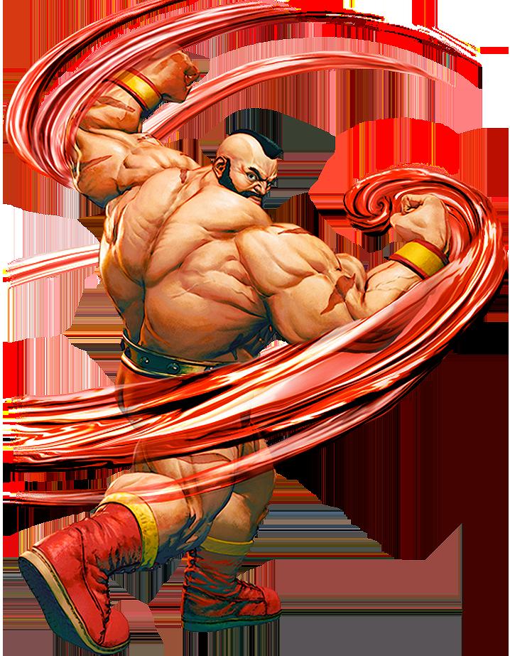 Street Fighter 5 Zangief Personagens Street Fighter Street Fighter Jogos De Luta