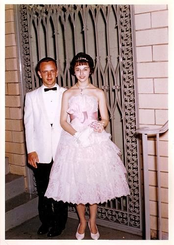 1960s Prom By Mall Of America Via Flickr Prom Prom Vintage