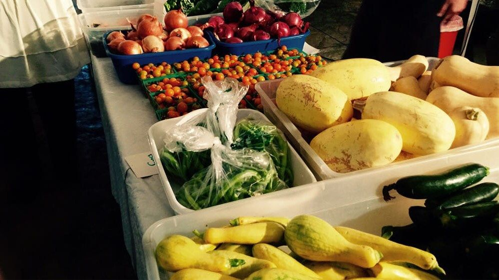 Here are the top five farmers markets in Las Vegas according