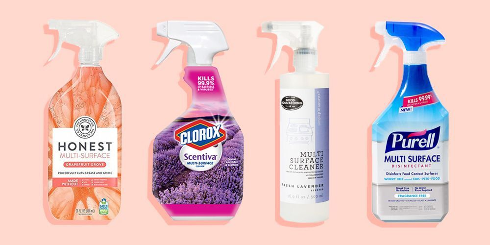 The Best All Purpose Cleaners To Fight